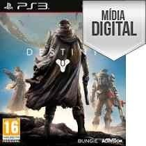 Destiny: The Taken King (Edição Lendária) - PS3 Mídia Digital