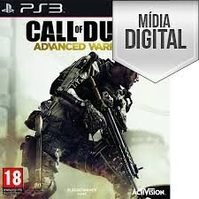Call of Duty: Advanced Warfare (Gold Edition) - PS3 Mídia Digital