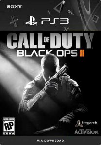 Call of Duty: Black Ops II - PS3 Mídia Digital