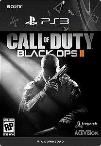 Call of Duty: Black Ops II - PS3 Mídia Digital
