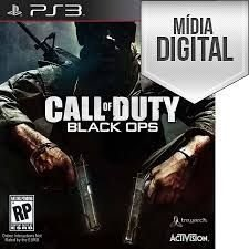 Call of Duty: Black Ops - PS3 Mídia Digital