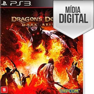 Jogo Dragon's Dogma: Dark Arisen - PS3 Mídia Digital