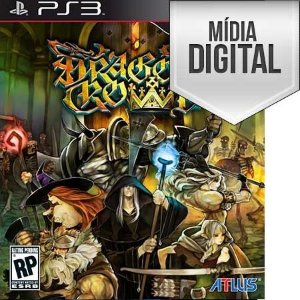 Dragon's Crown - PS3 Mídia Digital