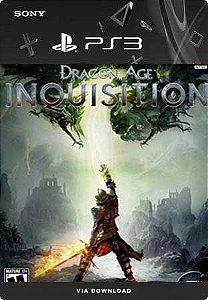 Dragon Age: Inquisition - PS3 Mídia Digital
