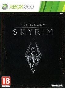 Jogo The Elder Scrolls V: Skyrim  - Xbox 360 Código Mídia Digital
