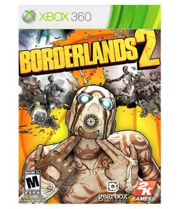 Borderlands 2  Xbox 360 Código 25 Dígitos Mídia Digital