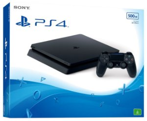 CONSOLE SONY PLAYSTATION 4 SLIM CUH 2015A 500GB LACRADO