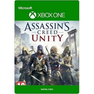 Assassin's Creed Unity Mídia digital - Xbox One Código 25 Dígitos