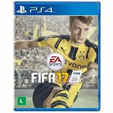 Jogo FIFA 17 - PS4 Mídia Física