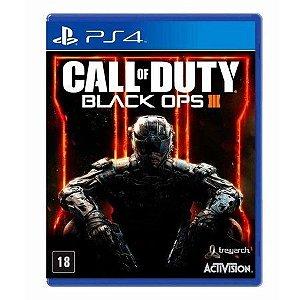 Jogo Call Of Duty Black Ops 3 Português Ps4