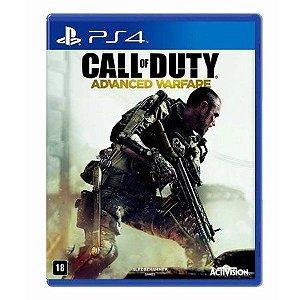Call of Duty: Advanced Warfare Gold Edition- PS4 Mídia Digital Licença Vip