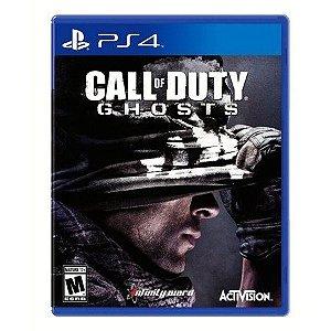 Call of Duty : Ghosts Edição Ouro Ps4 Mídia Digital Licença Vip