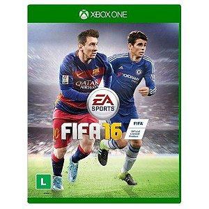 Jogo EA SPORTS  FIFA 16 Xbox One Digital Código 25 Dígitos