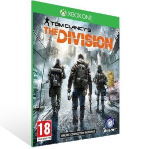 TOM CLANCY'S: THE DIVISION XBOX ONE MÍDIA DIGITAL CÓDIGO 25 DÍGITOS