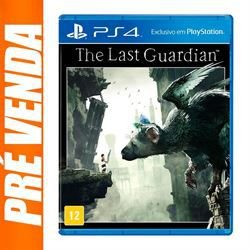 THE LAST GUARDIAN - PS4 MÍDIA FÍSICA PS4