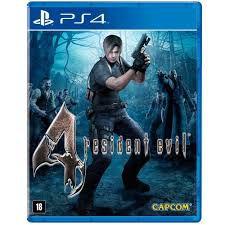 Resident evil 4 Ps4 Mídia Digital