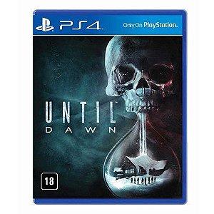 Until Dawn Ps4 Mídia Digital