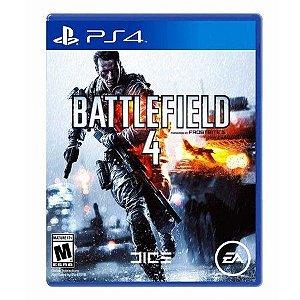 Battlefield 4 Ps4 Mídia Digital