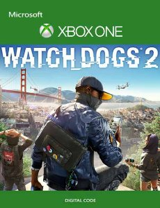 Watch Dogs 2 - Xbox One Mídia Digital
