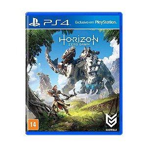 Horizon: Zero Dawn - PS4 Mídia Física