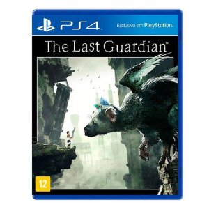 The Last Guardian - PS4 Mídia Física