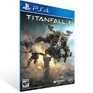 TITANFALL 2 STANDARD EDITION PS4 - MÍDIA DIGITAL CÓDIGO 12 DÍGITOS