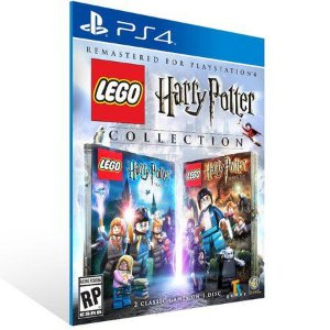 LEGO HARRY POTTER COLLECTION PS4 - MÍDIA DIGITAL CÓDIGO 12 DÍGITOS