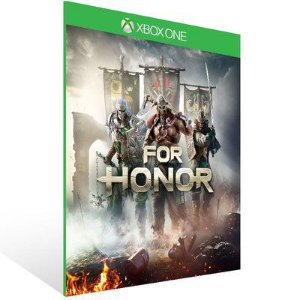 FOR HONOR - XBOX ONE MÍDIA DIGITAL