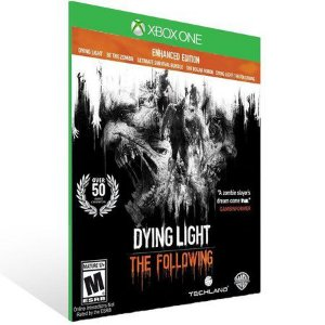 DYING LIGHT: THE FOLLOWING - ENHANCED EDITION XBOX ONE- MÍDIA DIGITAL
