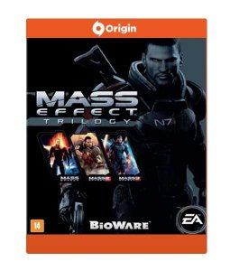 Mass Effect Trilogy ORIGIN PC CD-KEY Código Digital