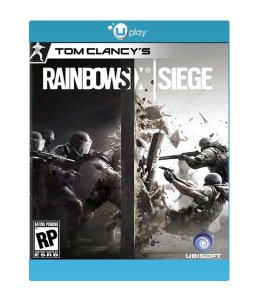 Tom Clancy's Rainbow Six Siege UPLAY PC CD-KEY Código Digital