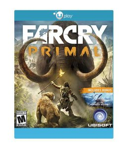 Far Cry Primal UPLAY PC CD-KEY Código Digital