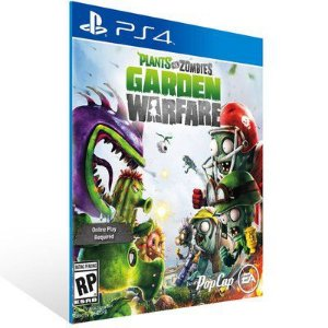 PS4 - PLANTS VS. ZOMBIES GARDEN WARFARE MÍDIA DIGITAL