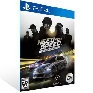 NEED FOR SPEED PS4- MÍDIA DIGITAL