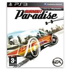 Burnout Paradise  Ps3 Mídia Digital