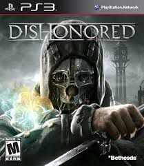 Dishonored Ps3 Mídia Digital