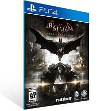 BATMAN: ARKHAM KNIGHT- MÍDIA DIGITAL