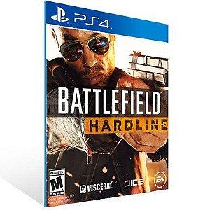 BATTLEFIELD HARDLINE STANDARD EDITION - MÍDIA DIGITAL