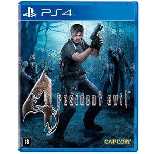 Resident Evil 4 Ps4 Remsterizado Mídia Digital Primária Vip
