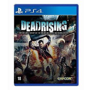 Dead Rising: Remasterizado - PS4 Mídia Digital Primária