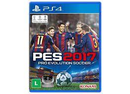 Pro Evolution Soccer 2017 Ps4 Mídia Digital Primária Vip