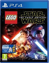 LEGO Star Wars The Force Awakens Ps4 Mídia Digital Primária Vip