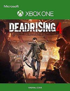 Dead Rising 4 Xbox One Mídia Digital