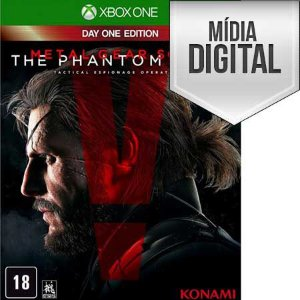 METAL GEAR SOLID V: THE PHANTOM PAIN XBOX ONE MÍDIA DIGITAL