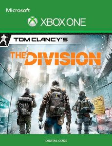 Tom Clancy's The Division Xbox One Mídia Digital