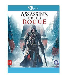 Assassin's Creed Rogue UPLAY CD-KEY PC DOWNLOAD