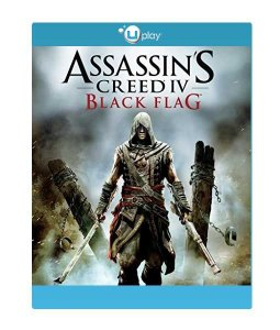 Assassin's Creed IV: Black Flag UPLAY CD-KEY PC  Código Digital