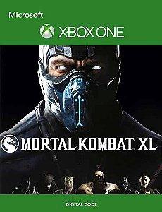 MORTAL KOMBAT XL XBOX ONE MÍDIA DÍGITAL