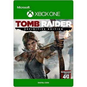 TOMB RAIDER: DEFINITIVE EDITION XBOX ONE MÍDIA DIGITAL