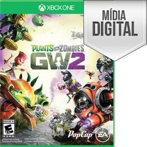 PLANTS VS. ZOMBIES: GARDEN WARFARE 2 XBOX ONE MÍDIA DIGITAL